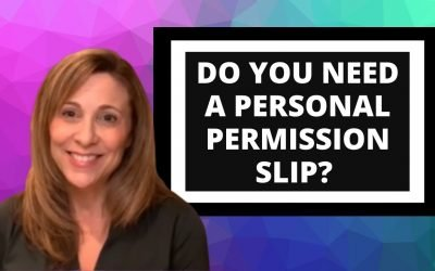 Personal Permission Slips