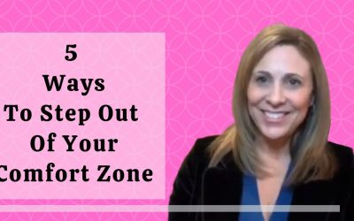 5 Ways To Step Out Of Your Comfort Zone