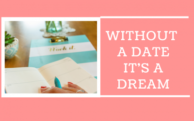 Without A Date It's A Dream