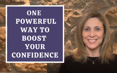 One Powerful Way To Boost Your Confidence