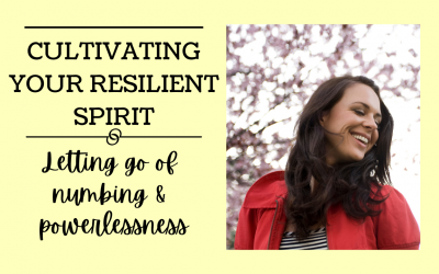 Cultivating Your Resilient Spirit