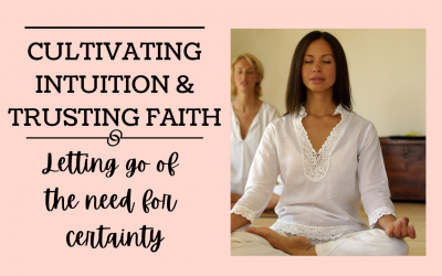 Cultivating Intuition and Trusting Faith